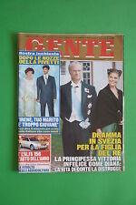 GENTE 49/1997 HUNTER TYLO M.BONGIORNO LUIGI CHIATTI IRENE PIVETTI FRANK SINATRA