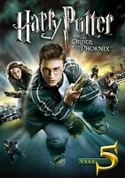 MOVIE-HARRY POTTER AND THE ORDER OF THE PHOENIX-JAPAN DVD C75