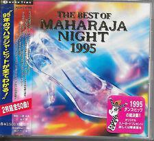 V/A - The Best of Maharaja Night 1995 (2 CD BOX) 50TR Italo Eurodance Japan RARE