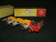Dinky 936 Leyland Eight Wheeled Test Chassis