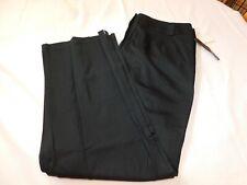 Pantology Women's Ladies pants slacks Black Size 16W 7209DW8 NWT bottoms NEW