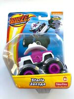 Blaze and the Monster Machines STARLA Die-cast Metal Fisher-Price CGH58 NEW