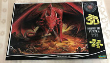 Prime 3D Lenticular Jigsaw Puzzle DRAGON'S LAIR Anne Stokes New Sealed