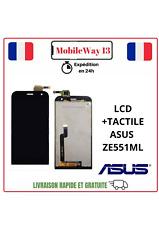 ECRAN LCD +VITRE TACTILE NOIR ASUS ZENFONE 2 ZE551ML Z00AD