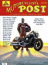 Motorcyclists Post magazine Indian motorcycle Veterans Day Drag racing Rob Giard