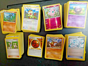 Pokemon XY Fates Collide Bulk Lot 2of4 920+ Cards LP-NM Cond 100% Genuine!