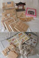 Materiale modellismo per costruire legno pezzi sfusi hobbistica