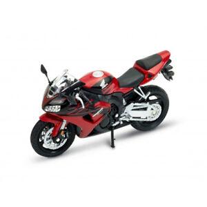 WELLY 12819 Honda CBR1000RR Fireblade Red/Black Scale 1:18 New !°