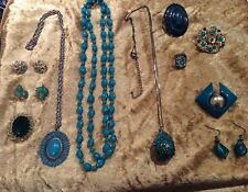 Selection of Vintage Costume Jewellery