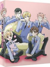 Ouran High School Host Club Collectors Edition Blu-ray New & Sealed ANIME B AL