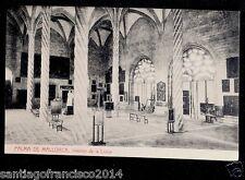 1541.-PALMA DE MALLORCA -Interior de la Lonja