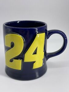 Jeff Gordon #24 Ceramic Coffee Mug 3D Graphic