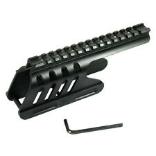 Remington 870 12 GA Shotgun Scope Optics Weaver Picatinny Rail Mount
