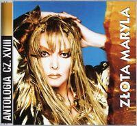 Maryla Rodowicz - Zlota Maryla [CD]