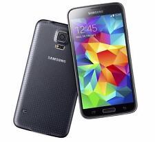 SPRINT SAMSUNG GALAXY S5 SM-G900P BLACK SMARTPHONE CLEAN ESN