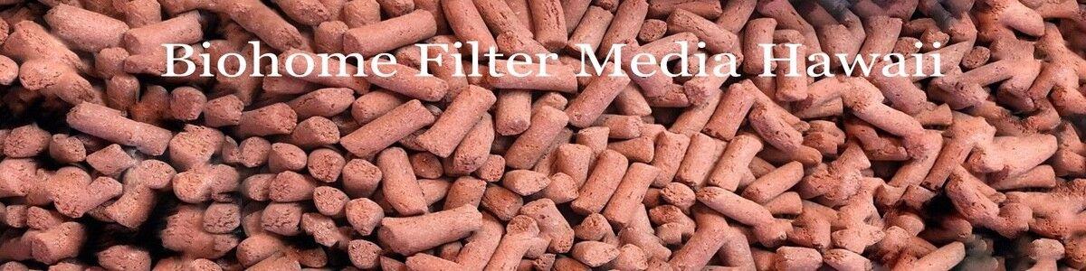 Biohome Filter Media Hawaii