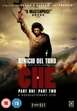 Che Parts One and Two 5055201807144 With Matt Damon DVD Region 2
