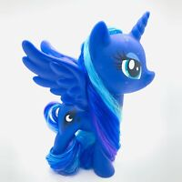 "My Little Pony G4 Ultimate Equestria FIM Brushable 6"" Blue MLP Princess Luna"