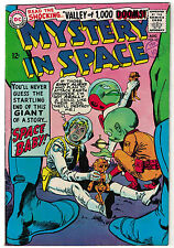 DC Comics MYSTERY IN SPACE Issue 101 Space Baby! FN
