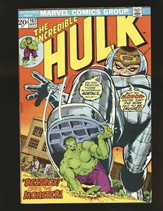 Incredible Hulk # 167 VF+ Cond.