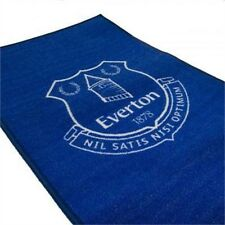 Everton F.c. Rug Official Merchandise - Fc Football Product Licensed Crest