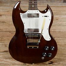 New Custom Gibson Melody Maker SG Style White Pickguard Mini Humbuckers '68-'82