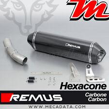 Silencieux Pot échappement Remus Hexacone carbone BMW R 1200 GS 2008