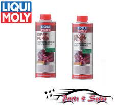 Liqui Moly SET OF 2 Diesel Purge Fuel Additive LM2005 - VW & AUDI NEW