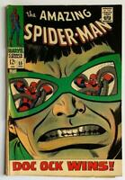 Amazing Spider-man #55 Silver Age issue (Marvel 1967) VG 4.0