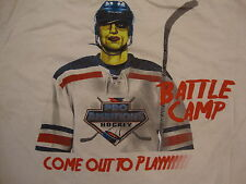 NHL Boston Bruins National Hockey League Fan Battle Camp T Shirt XL