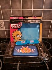 The Simpsons Lisa Mp3 Accessories Yk2 Nintendo Ds Lite Case Cool 2007 boxed