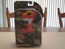WOWWEE INTERACTIVE UNTAMED T-REX RIPSAW--NEW--FACTORY SEALED