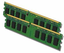 PC memoria RAM 2x 1gb ddr2 pc2-6400 800mhz SDRAM 240-pol. DIMM