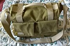 Genuine National Geographic laptop and camera traveller bag And RRP £119