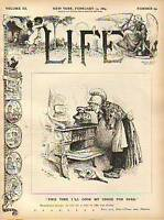 1884 Life (Feb 14) Turn the rascals out of Standard Oil