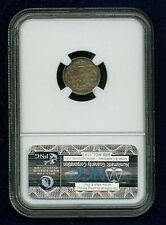 CANADA  VICTORIA  1900  5 CENTS MINT STATE UNCIRCULATED, CERTIFIED NGC MS62
