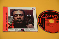 MINGUS CD BLUES & ROOTS TOP JAZZ EX (NO LP )