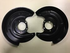 Audi / Skoda / VW REAR Brake Disc back protection plate LEFT and RIGHT set NEW