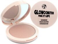W7 Glowcomotion - Pink It Up-Shimmer Highlighter Compact Eyeshadow
