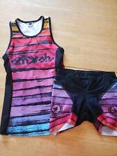 Smashfestqueen Horizon Women's Triathlon Cycling Kit XS