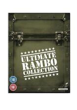 Ultimate Rambo Collection DVD Set Aj08