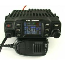 CRT2000 Multistandard AM FM CB Radio with Colour Display CRT 2000  UK EU mobile
