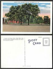 Old South Carolina School Postcard - Columbia College - Campus View