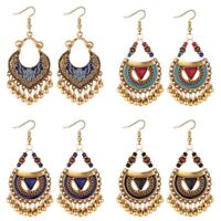 Women Jewelry Ethnic Bohemian Vintage Boho Ear Hook Drop Dangle Earrings