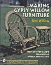 MAKING GYPSY WILLOW FURNITURE - NEW PAPERBACK BOOK