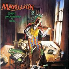 MARILLION SCRIPT FOR A JESTER'S TEAR CD ALBUM (1997 Remastered)