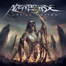 NIGHTSHADE - LOST IN MOTION  CD PUNK NEW+