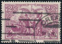 DR 1920, MiNr. 115 d, gestempelt, gepr. Weinbuch, Mi. 250,-