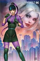🔥Harley Quinn #75 VIRGIN Szerdy Kincaid Punchline Joker Batman NM