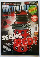Dr Doctor Who Magazine Issue 431 February 2011 Mark Gatiss Daleks Tegan